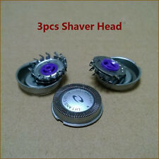 3Pcs Shaver Head Blade for Philips Norelco HQ3 HQ56 HQ55 HQ442 HQ300 HS1 Razor