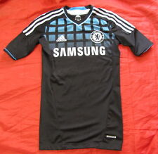 CHELSEA LONDON TechFit Player Issue Away shirt jersey ADIDAS 2011-2012  adult M