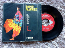 """DIONNE WARWICK / DO YOU KNOW THE WAY TO SAN JOSE - 7"""" (Italy 1968) RARE !!!"""