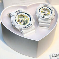 CASIO G-SHOCK & Baby-G G Presents Lover's Collection Set Watch LOV-16A-7A