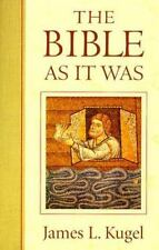 The Bible As It Was (Belknap)-ExLibrary