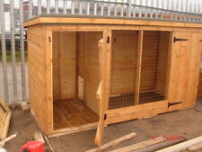 10FT X 4FT x 4ft DOG RUN/KENNELS FROM A LEGITIMATE TAX PAYING BUSINESS (NO VAT)