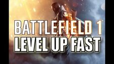 Battlefield 1 Level Up Service (PS4)