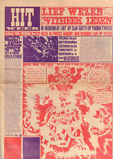 HITWEEK 1967 nr. 44 -  GOLDEN EARRINGS/VIER VERDEDIGERS (COVER)/DAVE DAVIES