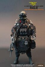 "Mini Times 1/6 Scale 12"" US Navy Seal Team 2 Halo Jumper Action Figure M001"