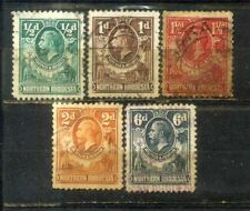 Africa Northern Rhodesia Old Stamps Lot  2