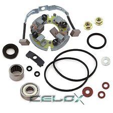 Starter Rebuild Kit For Honda VF700C Magna 1984 1985 1986 / VF700S Sabre 1984 85