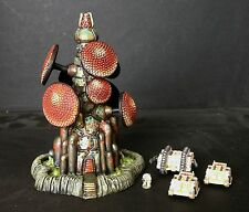 40K EPIC scale Fly Eye Palace, scenery for EPIC 40K or Dropzone Commander