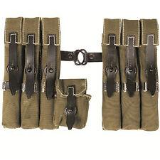 WK2 Magazintasche MP40 / MP38 Maschinenpistole Wehrmacht Elite