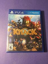 Knack for PS4 NEW