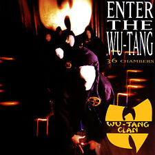 WU-TANG CLAN Enter the WuTang (36 Chambers) Album Cover Art Print Poster 12 x 12