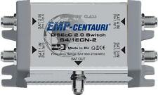 DiSEqC  switch 4x1 S4/1ECN-2  - 4 YEARS WARRANTY, Made in EU