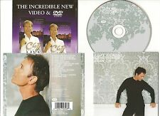 "CLIFF RICHARD CD ""SOMETHING'S GOIN' ON"" 2004 GERMAN DECCA BARRY GIBB SIMPLICITY"
