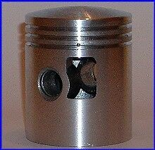KIT SET PISTON PISTONS KOLBEN ERSATZKOLBEN WITH RINGS NSU  200 LUX 1951
