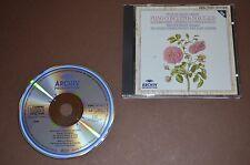 Mozart - Piano Concertos Nos.25 & 26 / Gardiner / Archiv 1988 / W. Germany