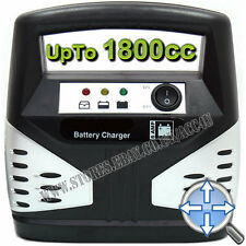 12v 6 Amp 3 Step Compact Up To 1.8L 1800cc 80Ah Car Lead Acid Battery Charger