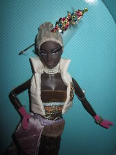 BYRON LARS CHAPEAUX COLLECTION COCO DARK & LOVELY BARBIE NRFB!