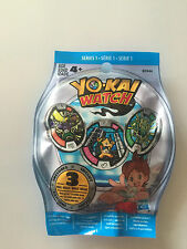 Yo-Kai Watch Medals Blind Bag Series 1 Mystery Brand New