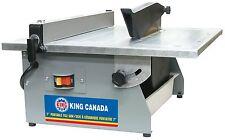 """King Canada Tools KC-3003N 7"""" PORTABLE TILE SAW Scie à Céramique Portative 7"""""""