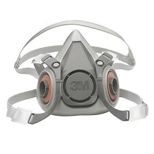 3M 6300 LARGE HALF FACEPIECE RESPIRATOR REUSABLE RESPIRATORY PROTECTION