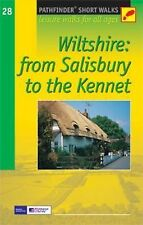 Wiltshire, from Salisbury to the Kennet: Leisure Walks for All Ages (Short Walks