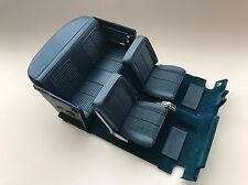 HIGHWAY 61 1/18 SCALE PARTS BUCKET SEATS & INTERIOR WITH CARPET