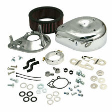 Chrome S&S Air Cleaner Kit For Harley-Davidson Sportster 1991 To Present