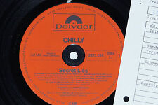 Chilly-secret Lis LP COSMIC DISCO Killer 1982 signifiant Archive-Copy MINT