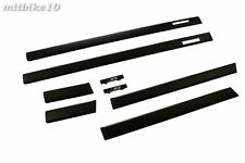 92-98 BMW E36 3-SERIES SEDAN 4D 4 DOOR BODY SIDE MOULDING TRIM M3 328i 325i 323i