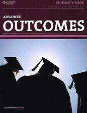 CENGAGE Learning OUTCOMES Advanced STUDENT'S BOOK with Online Access @NEW@