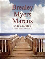 Fundamentals of Corporate Finance by Richard A. Brealey, Stewart C. Myers, Alan