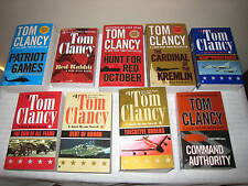 Jack Ryan Novels by Tom Clancy (Complete Series: Books 1-9) BRAND NEW