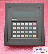 6AV3520-1DK00 Siemens Operator Panel OP20/220-5 Typ 6AV3 520-1DK00 E-Stand: A07