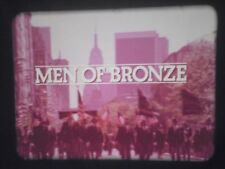 16 mm    Men of Bronze  Part One 1200' Faded Color