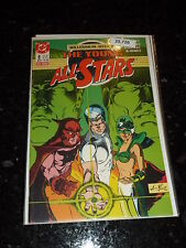 YOUNG ALL-STARS Comic - No 8 - Date 01/1988 - DC Comics