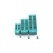 18pin 28pin 40pin Universal ZIF Sockets 1 set New