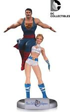 DC Comics Bombshells Power Girl & Superman Statue - Justice League, JSA