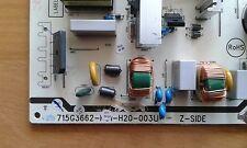 715G3662-P01-H20-003U POWER SUPPLY LCD TV