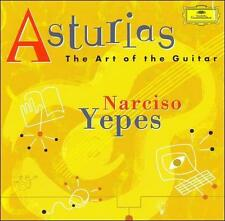 `Yepes, Narciso`-Asturias - The Art Of The Guit  CD NEW