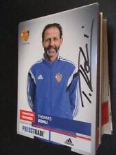 60088 Thomas Kohli FC Basel original signierte Autogrammkarte