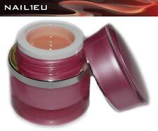 Maquillage Gel de construction BEAUTY LINE ROUGE 15ml Acidité Camouflage Ongle