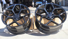 "20"" MRR M228 Wheels For Chevy Camaro SS RS LS 20x9 +25 / 20x10 +23 Rims Set 4"