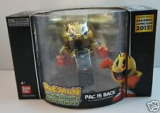 SDCC GOLD PAC MAN BY BANDAI 'VERY RARE & HARD TO FIND'