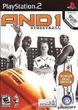 And 1 Streetball (Playstation 2 PS2) Complete