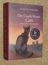 Marilyn Edwards SIGNED The Coach House Cats UKHC