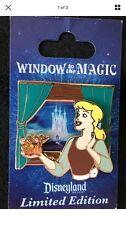 Cinderella Disneyland Window to Magic Disney Pin