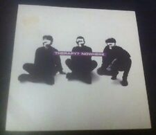 "THERAPY? - 'Nowhere'. 7"" Vinyl Record (1994) 4 Tracks. N.Irish Punk Rock"
