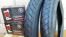 Pair 20x3.0 Thick BMX Wide *Tires & Tubes* Bike Street Slick Fat Balloon Chopper
