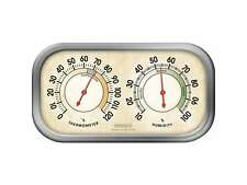 SPRINGFIELD 90113-1 Humidity Meter and Thermometer Combo