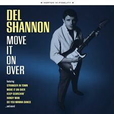 "DEL SHANNON MOVE IT ON OVER NORTON RECORDS 12"" LP VINYLE NEUF NEW VINYL"